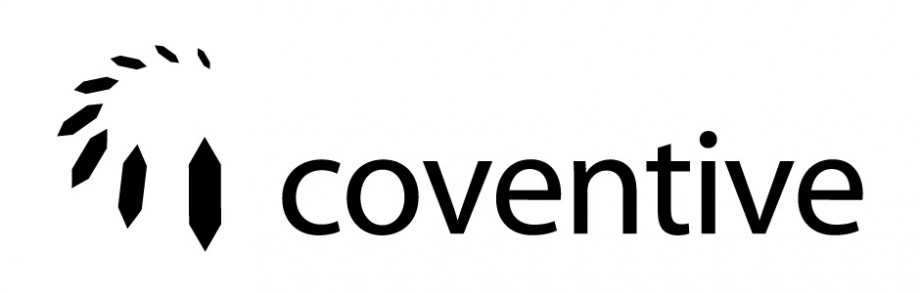 Logo design for Coventive, a business strategy consultancy.
