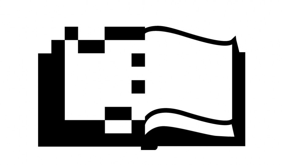 Logo design for Electrolibris, an e-book publisher.