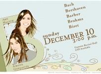 Amy Malyuk & Simone Gonçalves poster