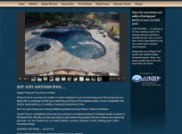 Classic Pools Website