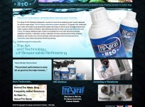 ProSpray H2O Website