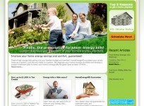 HomeEnergyMD Website