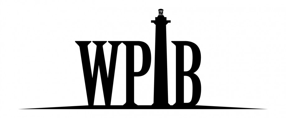 Logo design and for WPIB, a radio station based out of Put-In-Bay.