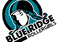 Blue Ridge Rollergirls - Sports Team Logo
