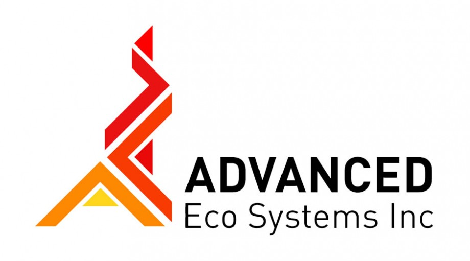 Logo design for Advanced Eco Sytems, and emergency, first responder and haz-mat supply company.