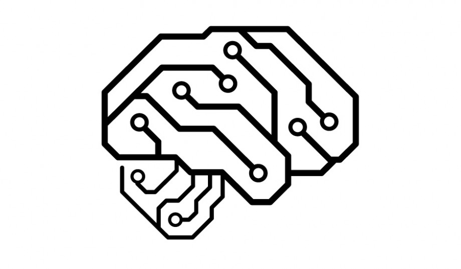 Logo design for Neurelectric, a circuit board design company.