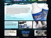 ProSpray H2O Website