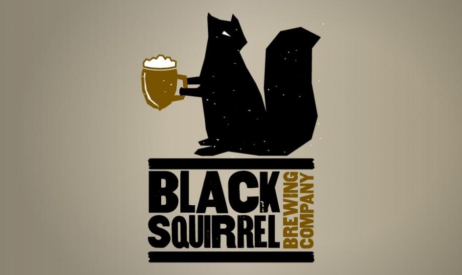 Black Squirrel Brewing Company Logo