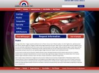 American Colors - Custom Wordpress Design