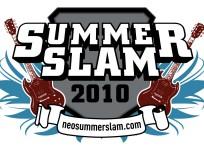 Summer Slam 2010 - Music Festival Logo Design