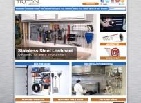 Triton Products - Custom Wordpress Catalog Template